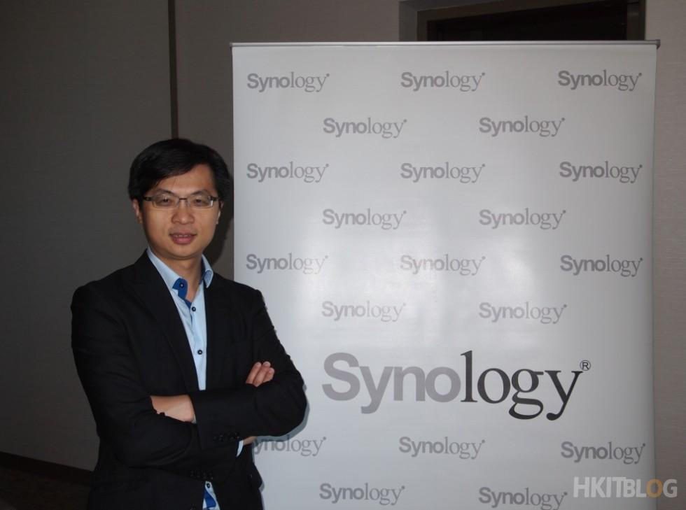 Synology Derren Lu Interview
