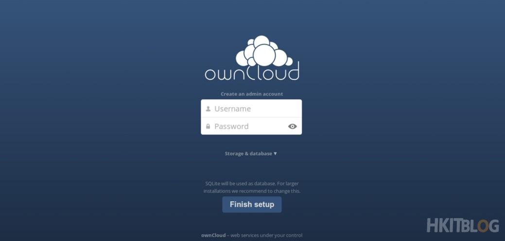 ownCloud DIY