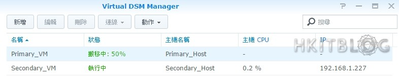 Synology Virtual DSM Introduction 22