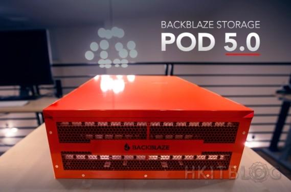 Backblaze Storage Pod