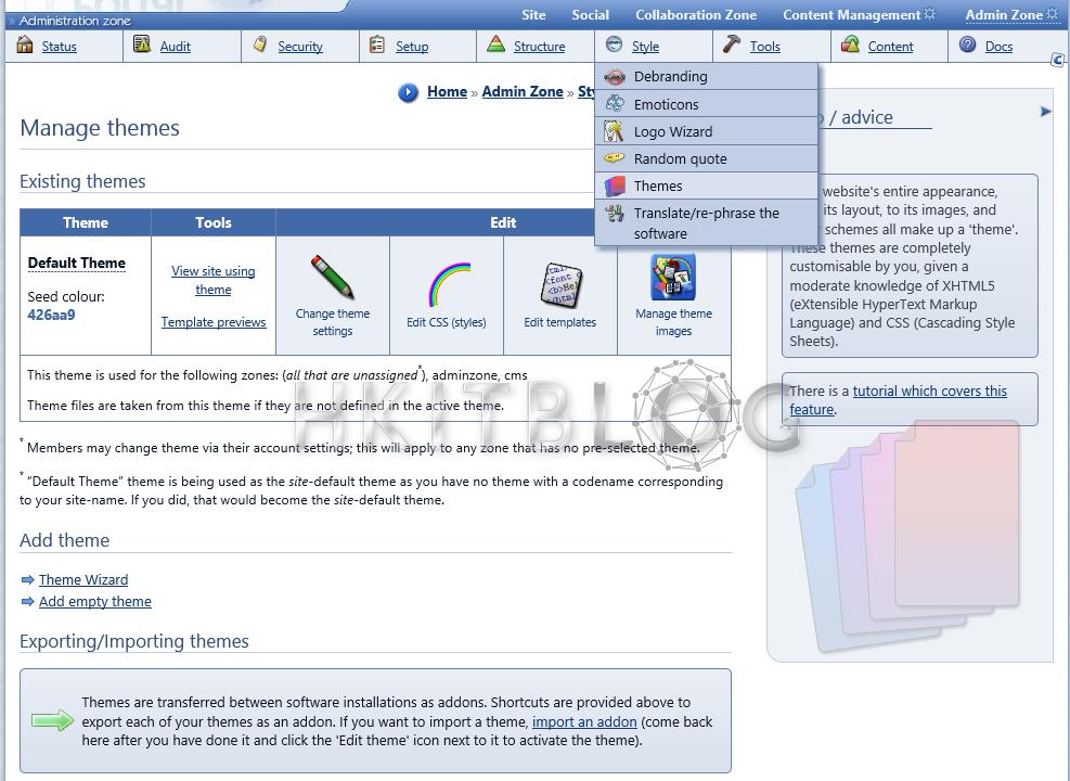 導入 CMS 的另類選擇:ocPortal 全自動簡易安裝法 (2)