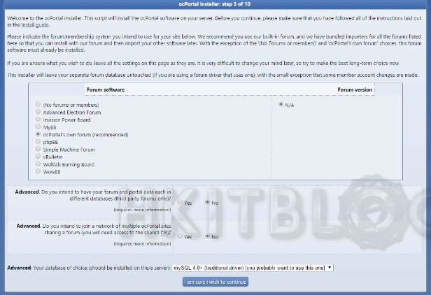 導入 CMS 的另類選擇:手動快速安裝設定 ocPortal 網站 (1)