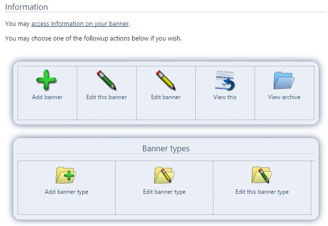 導入 CMS 的另類選擇:如何管理廣告橫幅 (Banners)