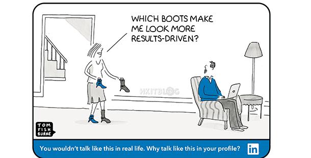 濫用詞彙充斥 LinkedIn!庸俗手法提升 Profile 吸引力換來差劣效果