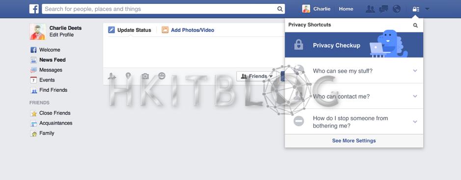 今天是國際數據私隱日:私隱專員教你完善 Facebook 私隱設定