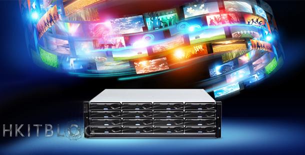 同時支援 9,400 個串流:單一儲存系統萬人串流影片無難度