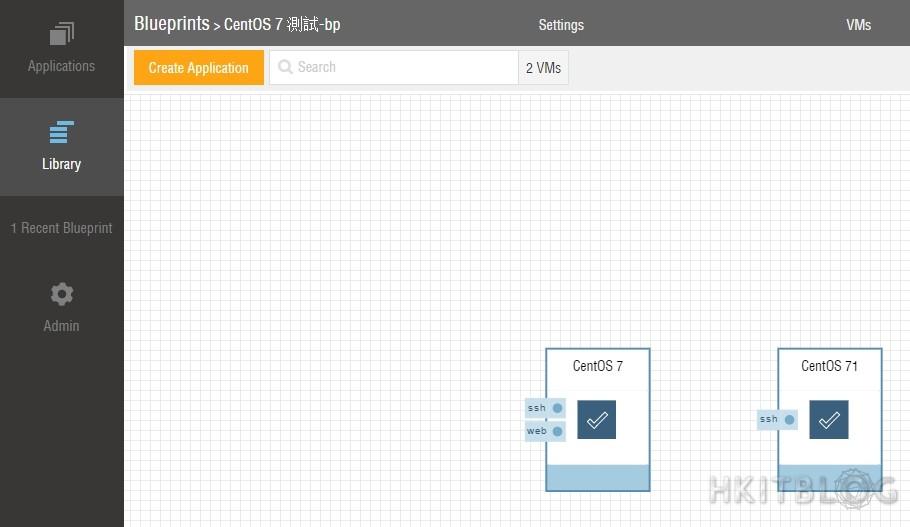 (第七章) 利用 SaaS 架構 IT 虛擬實驗室:真正節省部署硬體時間 – 製作 Blueprint 輕而易舉