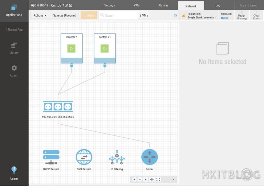 (第六章) 利用 SaaS 架構 IT 虛擬實驗室:教你開啟 80 port 完成虛擬網路連接
