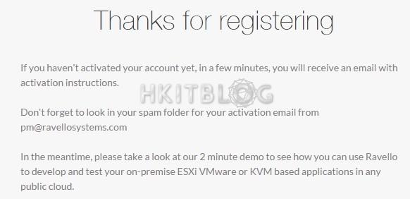 (第二章) 利用 SaaS 架構 IT 虛擬實驗室:真正節省部署硬體時間 - 教你申請兩星期試用版