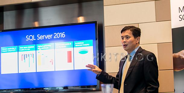 正式公佈 SQL Server 2016 細節:微軟稱這是最安全數據庫?
