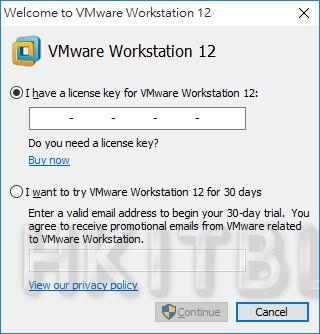 實體虛擬完美結合!如何在 Windows 10 升級安裝 VMware Workstation Pro 12?