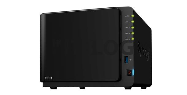 每秒超過 220 MB 讀寫速度:Synology DiskStation DS916+ 正式面世