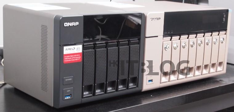 QNAP Remote Replica