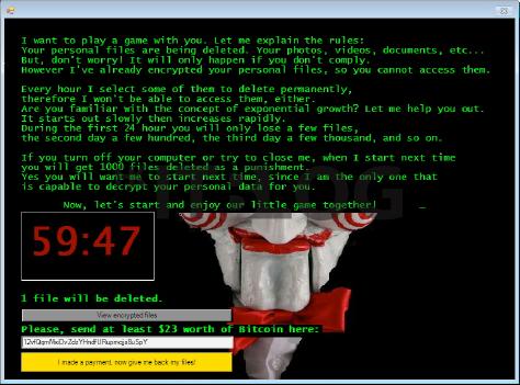 勒索軟件再度來襲!72 小時贖金自動倍增、警告重新開機即刪除 1000 個檔案
