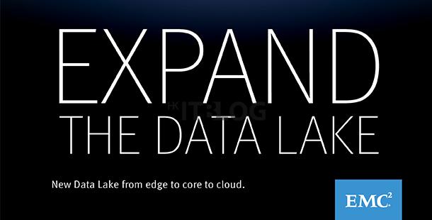 EMC 如何看待工業 4.0 浪潮中的數據湖泊?