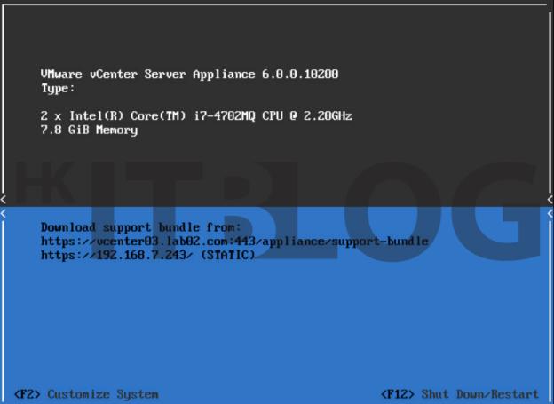 初探 vCenter Server Appliance 6.0:輕鬆完成安裝設定(實戰篇 3)