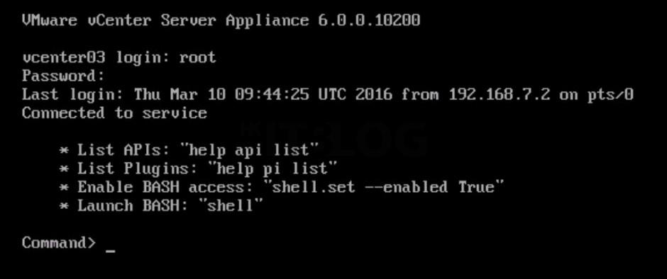 專家教路:如何以命令管理 vCenter Server 組態?