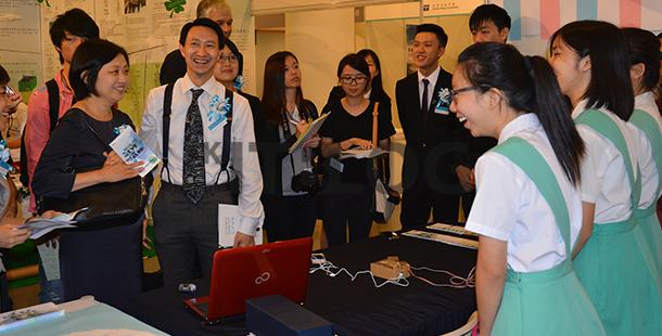 一次看盡全港 21 間中學創新發明!第 49 屆聯校科學展覽今正式開幕