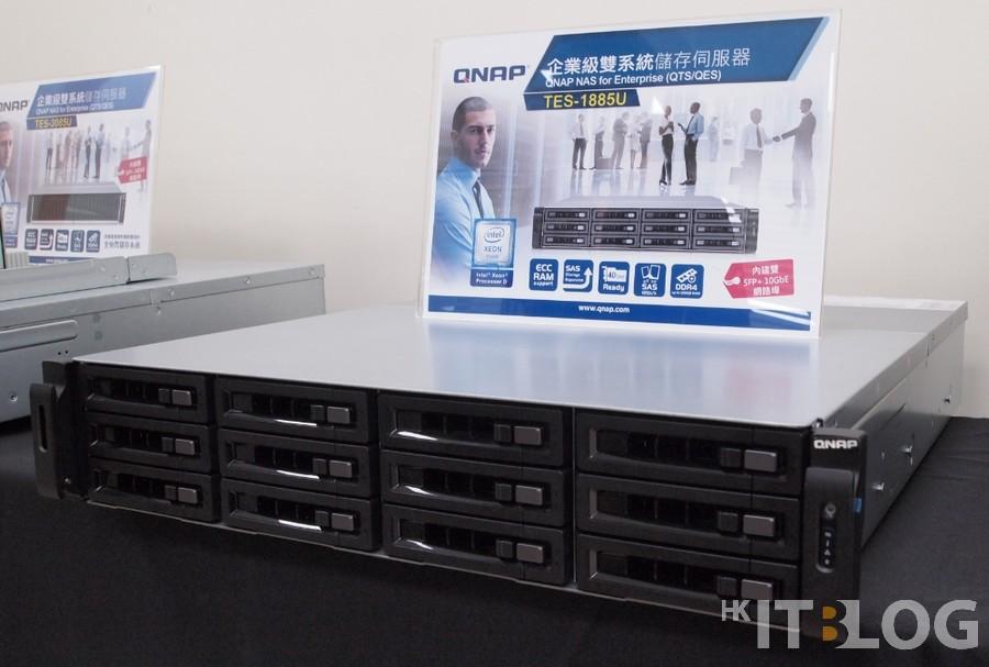 QNAP 究竟搞什麼?儲存裝置都有雙系統?(上)