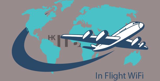 出差飛機上網更便宜:歐洲航空網絡 EAN 衛星空對地網絡快將發射