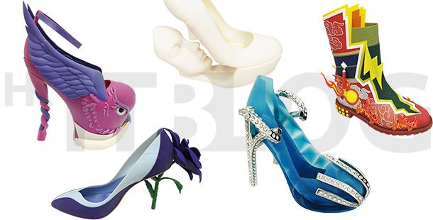 真正商業用途的 3D 打印:香港設計師成功「印出」鞋款設計