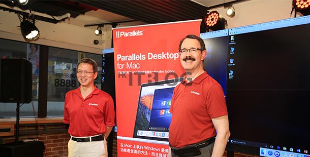 Mac 機中保持 Windows 在線!Parallels Desktop 12 for Mac 正式推出