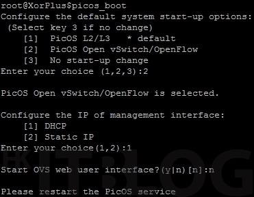 真正走進 SDN:交換器內安裝 PicOS 映像檔實戰(2)