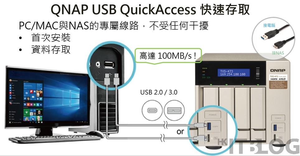 QNAP TVS-x73 台北發佈會直擊!全新 QTS 4.3 功能簡介 (上)