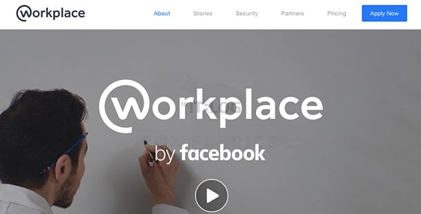 群組、直播、會議:Facebook 推收費版本線上協作平台