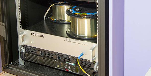 科學家於光纖中以量子密碼學輕易找出竊聽傳輸資料行為