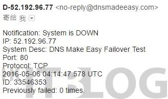 DNS 備援確保可持續性:如何設定 Round Robin?