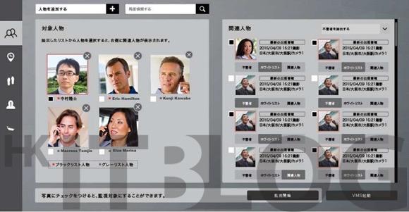 NEC AI 正式推出:10 秒從 100 萬人中搜尋及監控指定臉孔