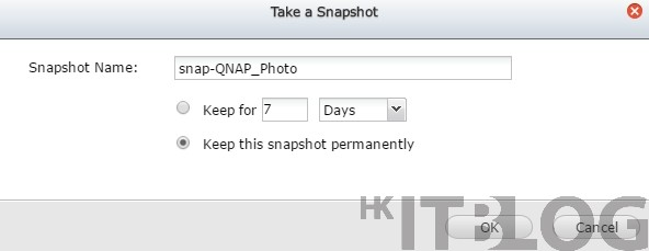 QNAP 快照提升效能︰以本地資料夾快照技術加速備份!