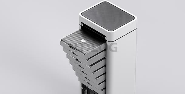 港產品牌:推零污染能源儲存系統期望取代傳統 UPS!