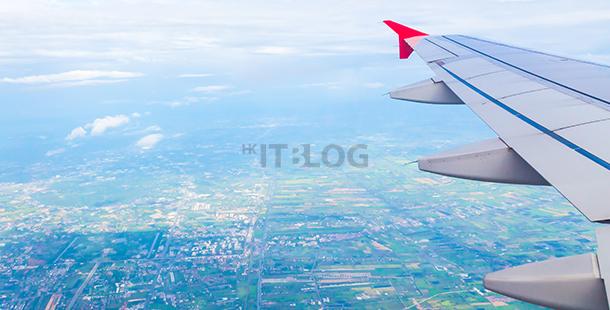 突破天空限制:航機與地面 4G LTE 有甚麼不同之處?