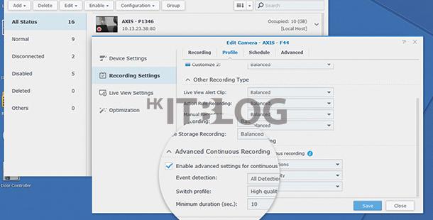 支援自動故障轉移:Synology 推出 Surveillance Station 8.0