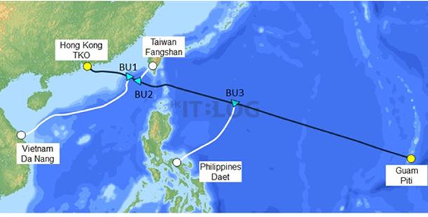 全長 3,900 公里!香港至關島海底光纖電纜正式動工