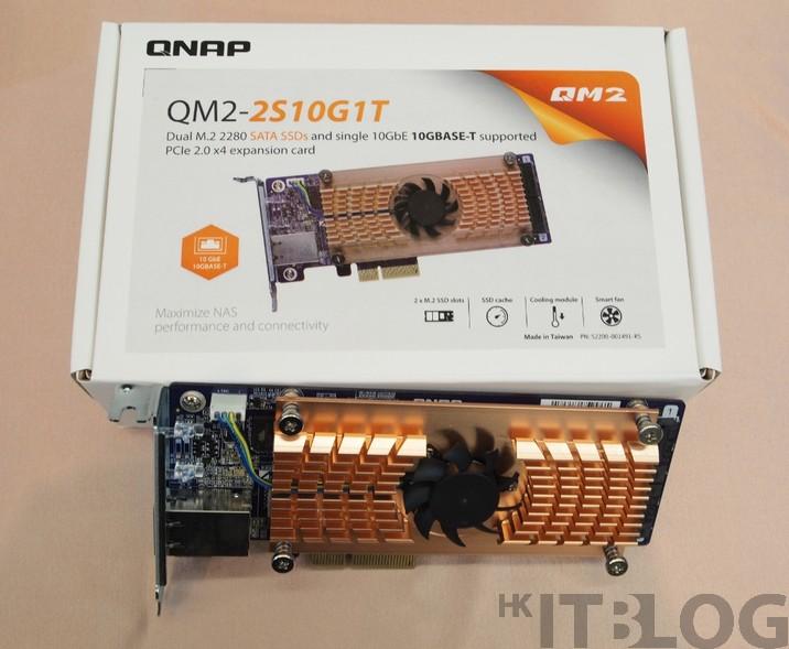 QM2-2P10G1T