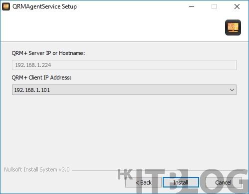 實戰 QNAP QRM+ v0.9.2 Beta!安裝 Agent 無難度