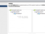 Site Recovery Manager 管理系統:輕鬆建立網路對應