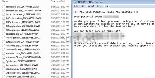 趁火打劫!另一勒索軟件 UIWIX 以相同漏洞發動攻擊