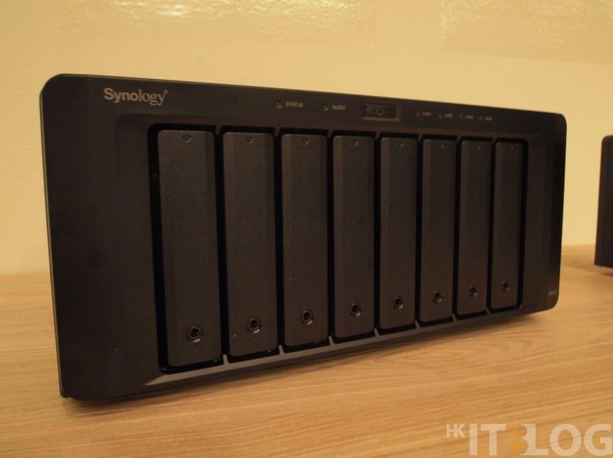 遊走 2017 台北 Computex:Synology 全新推出網路安全閘道器、直立式全快閃儲存