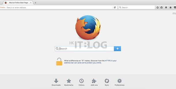 網絡安全瀏覽器有責!Mozilla Firefox 是如何應對網絡威脅?
