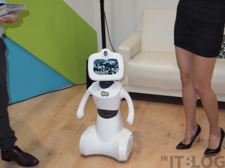 遊走 2017 台北 Computex:機器人、AR/VR 愈趨成熟!