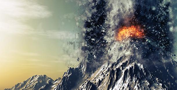 宇宙射線應用到 IT 方案中!全面透視火山等自然物體活動情況