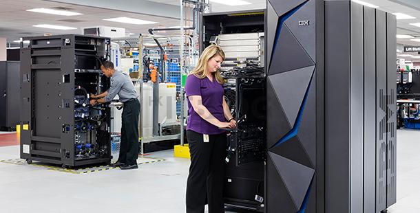 一天運行 120 億次加密交易!雲端、應用、資料庫全支援