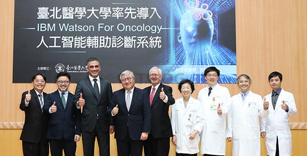 為醫療團隊加入智能大腦:台灣正式以 AI 輔助作癌症治療!