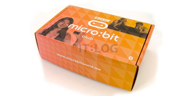 學好編程更簡單!BBC micro:bit編碼套件正式發售
