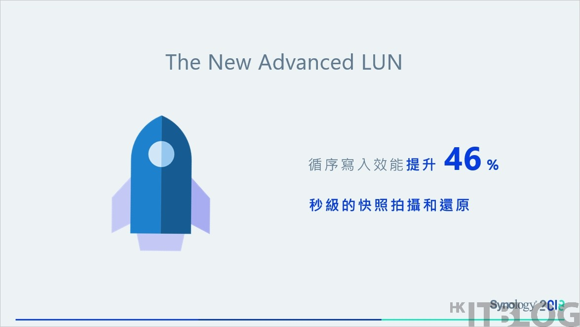 Synology 2018 The New Advanced LUN 01