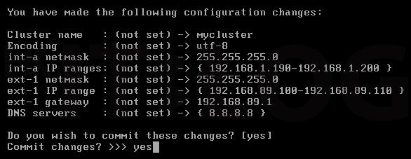 以模擬器建立叢集作 PoC 測試:網絡配置應如何設定(6)?